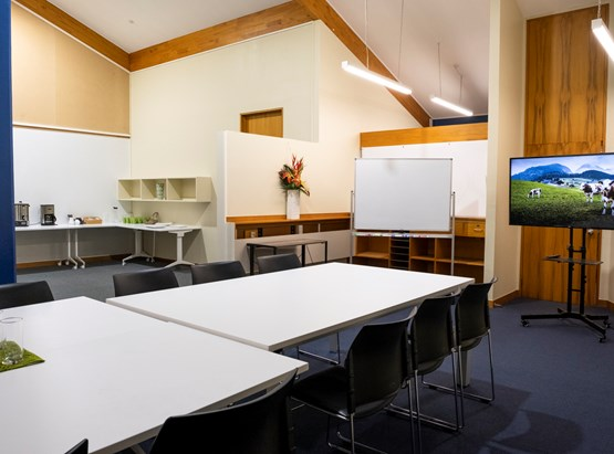 Kauri with video conferencing